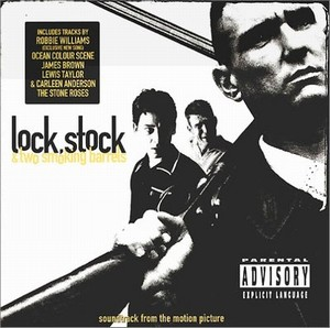 Lock, Stock & 2 smoking barrels Soundtrack 1998