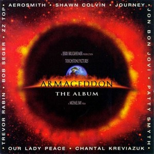 Armageddon Soundtrack 1998