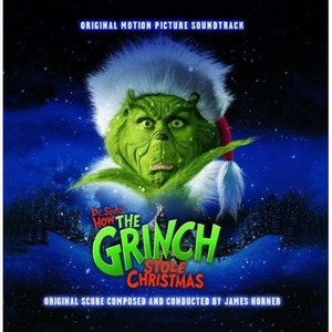 How Grinch stole Christmas Soundtrack/Score 2000