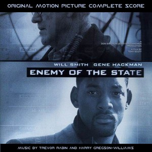Enemy Of The State Soundtrack 1998