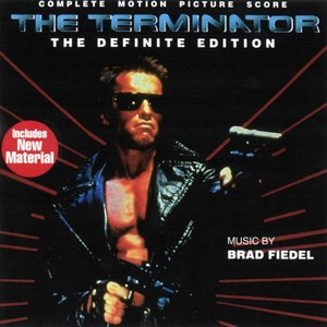 Terminator Soundtrack Film 1984, CD 1995