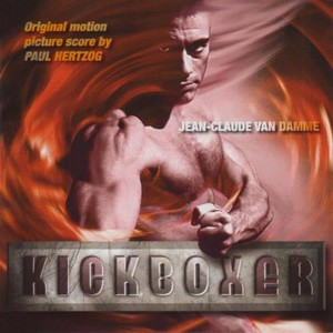 KickBoxer Soundtrack / Score 1989