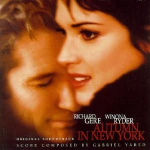 Autumn In New York Soundtrack 2002
