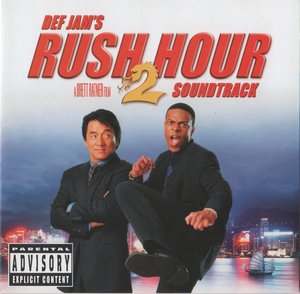 Rush Hour 2 Soundtrack 2001