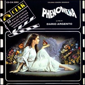 Phenomena Soundtrack CD 1987; KINO 1985