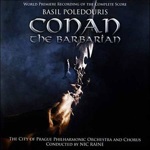 Conan the Barbarian Score CD 2010, Kino 1982