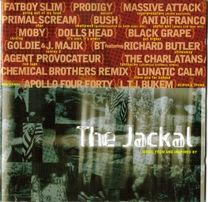 Jackal Soundtrack 1997