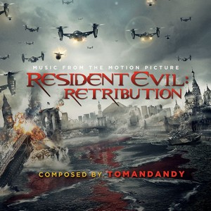 Resident Evil: Retribution Score 2012