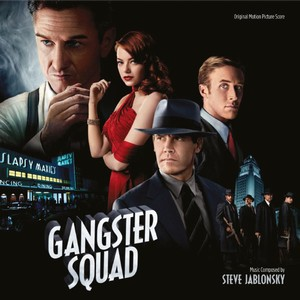 Gangster Squad Score 2013