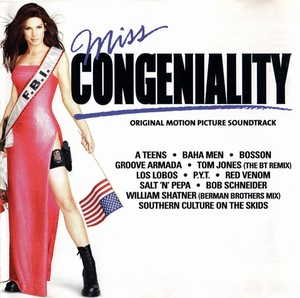 Miss Congeniality Soundtrack 2000