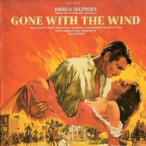 Gone With The Wind Score CD 1983, Film 1939