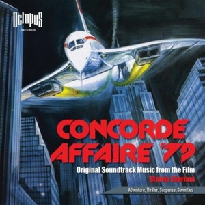 Concorde Affaire '79 Score CD 2011, film 1979 Italy