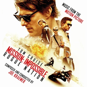 MI: Rogue Nation Score 2015