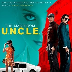 Man from U.N.C.L.E. Soundtrack 2015