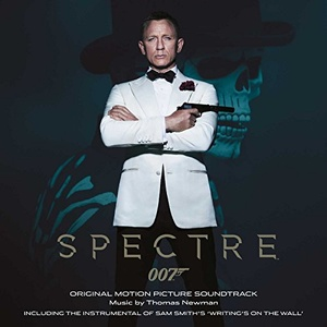 Spectre Soundtrack / Score 2015
