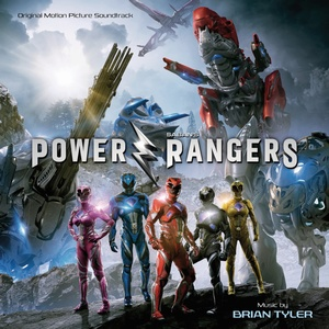 Power Rangers Score 2017