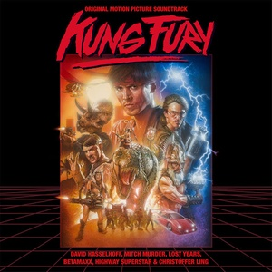 Kung Fury Soundtrack 2015
