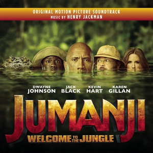 Jumanji: Welcome to the Jungle Score 2017