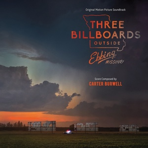 3 Billboards Outside Ebbing Score 2017