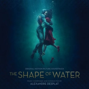 Shape of Water Score 2017