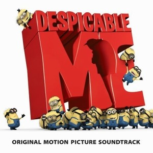 Despicable Me Soundtrack 2010