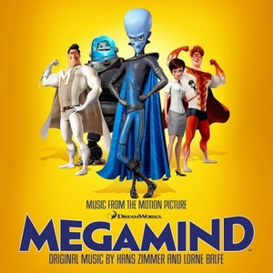 Megamind Soundtrack / Score 2010