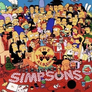 Simpsons: The Yellow Album