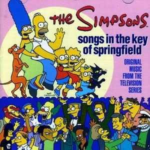 Simpsons: Songs In The Key Of Springfield