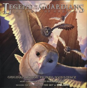 Legend of the Guardians Score 2010