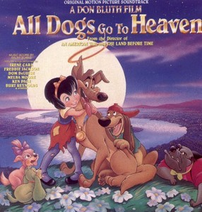 All Dogs Go To Heaven Soundtrack 1989