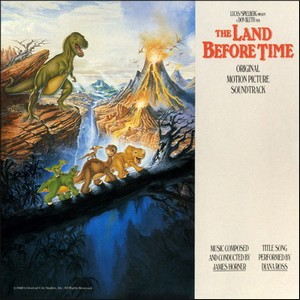 Land Before Time Score 1988