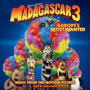 Madagascar 3 Score/Soundtrack 2012