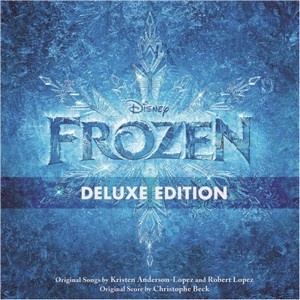 Frozen Soundtrack 2013