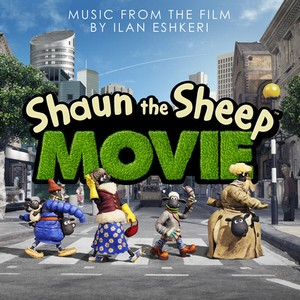 Shaun the Sheep Movie Score 2015
