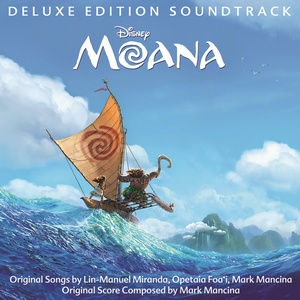 Moana Soundtrack / Score 2016