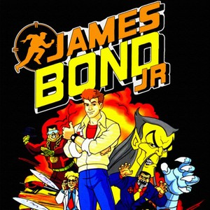 James Bond Jr Score 1992