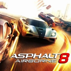 Asphalt 8: Airborne Soundtrack 2013