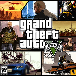 GTA 5 Soundtrack 2014