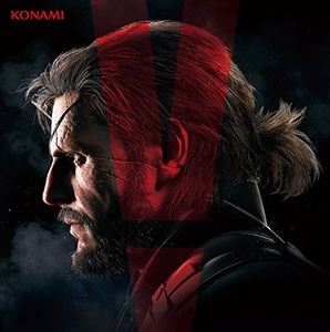 Metal Gear Solid 5 Soundtrack / Score / Vocal 2015