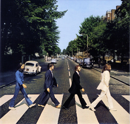 Abbey Road is the eleventh album
